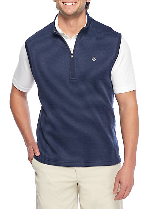 IZOD Hydra Shield Stripe Vest