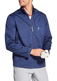 Golf Hydra Shield Bonded Space Dye Jacket