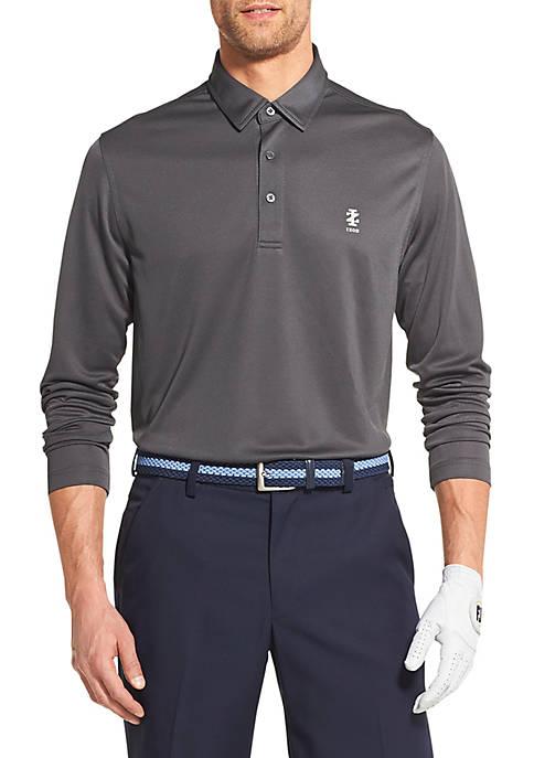 Golf Long-Sleeve Polo Shirt