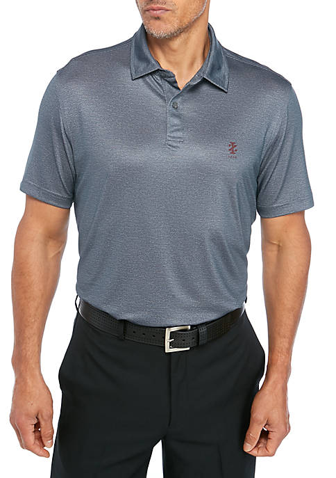 IZOD Golf Space Dye Polo Shirt