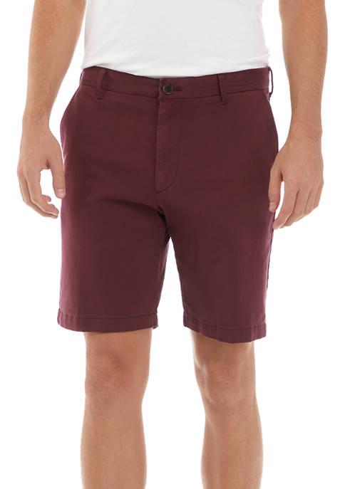 7 Inch Saltwater Stretch Chino Shorts