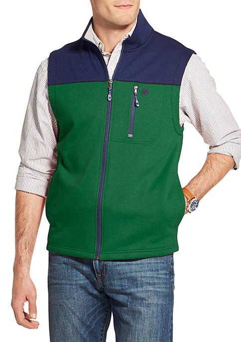 IZOD Advantage Performance Fleece Vest