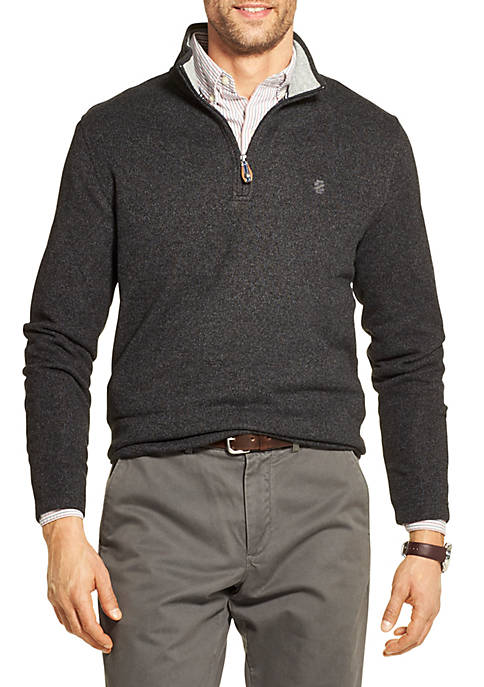 IZOD 1/4 Zip Fleece Sweater