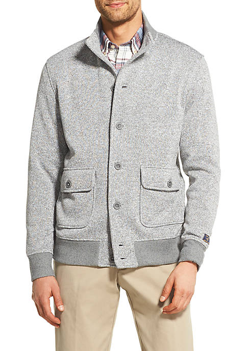 IZOD Premium Essentials Bomber Jacket