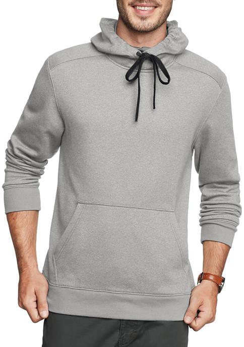 IZOD Advantage Fleece Hoodie with Gaiter