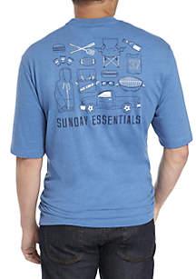 Big & Tall Sunday Essential Tee Shirt