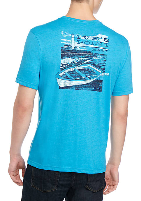 Saltwater Graphic T Shirt