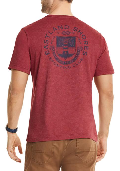 IZOD Saltwater Graphic T-Shirt