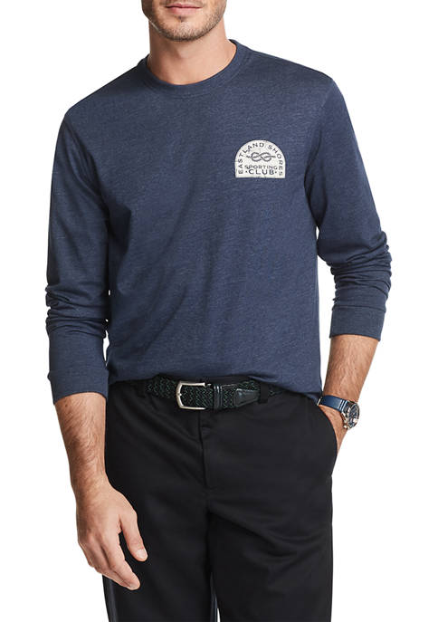 IZOD Graphic Long Sleeve T-Shirt