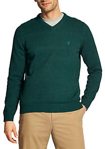 Premium Essentials V-Neck Sweater