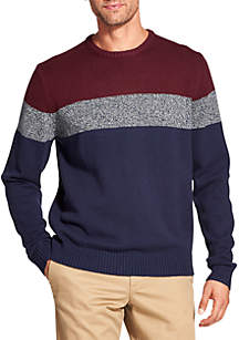 Newport Colorblock Sweater