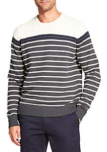 Newport Striped Sweater