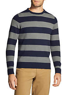 Newport Rugby Stripe Sweater