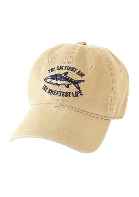 IZOD The Saltiest Air Baseball Hat