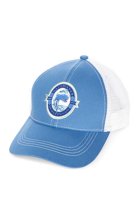 IZOD Dorado Patch Trucker Hat