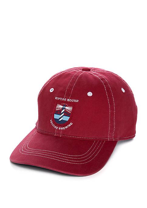 Lighthouse Patch Ball Cap