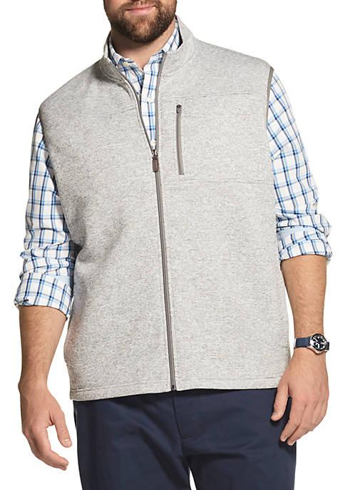 IZOD Big & Tall Premium Essentials Sweater Fleece