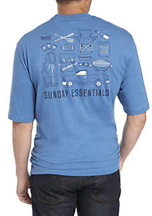 Big & Tall Tailgate Essential Tee Shirt