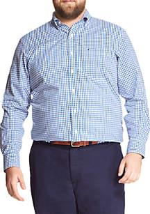 Big & Tall Premium Essentials Stretch Long Sleeve Button Down Shirt