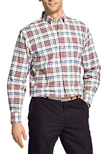 Medium Plaid Oxford Shirt