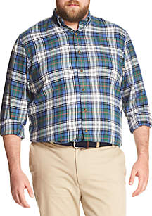 Big & Tall Flannel Shirt