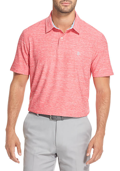 IZOD Big & Tall Golf Title Holder Polo