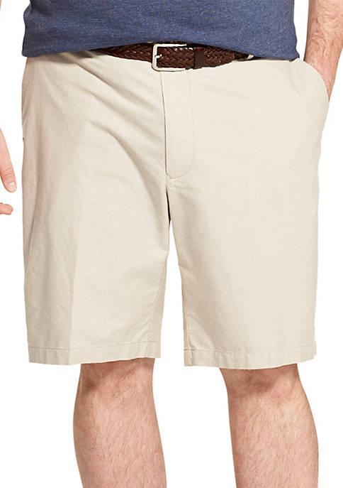 IZOD Big & Tall Breeze Oxford Shorts