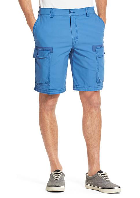 IZOD Big & Tall Saltwater Stretch Shorts