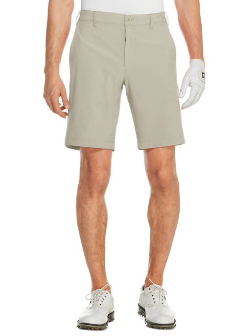 IZOD Mens Golf Swing Flex Shorts