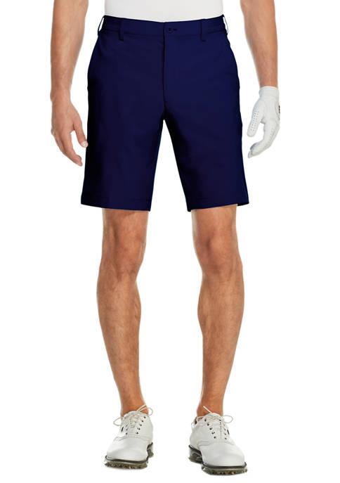 IZOD Mens Golf Swing Flex Shorts