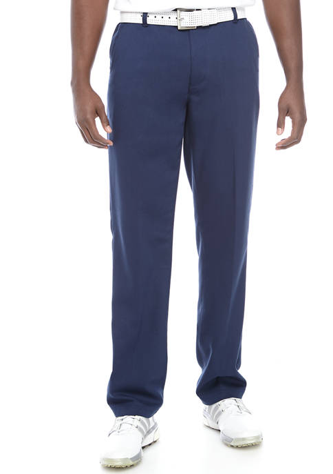 IZOD Mens Golf Straight Fit Pants