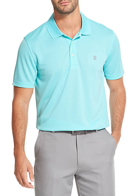 IZOD Champion Shirt Sleeve Polo Shirt