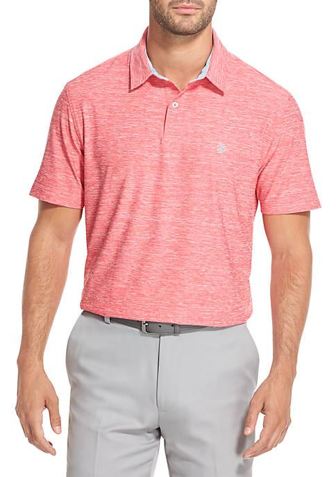 IZOD Titleholder Short sleeve Polos Shirt