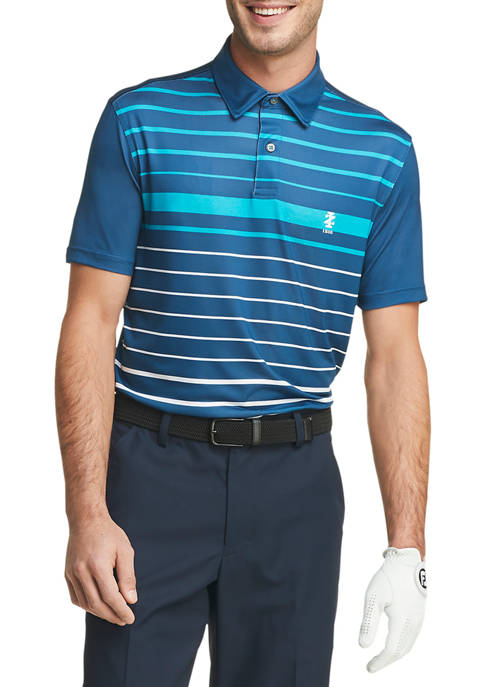 IZOD Mens Golf Fashion Polo Shirt