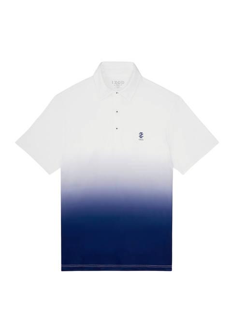 IZOD Golf Ombré Polo