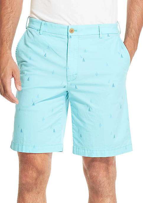 Saltwater Stretch Printed Shorts