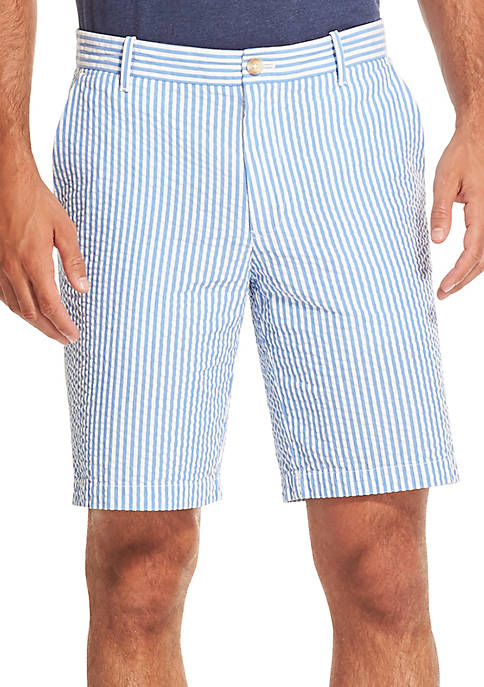 IZOD Breeze Seersucker Shorts