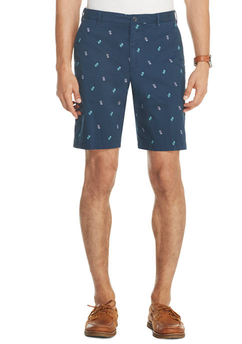 Mens Saltwater Stretch Printed Shorts