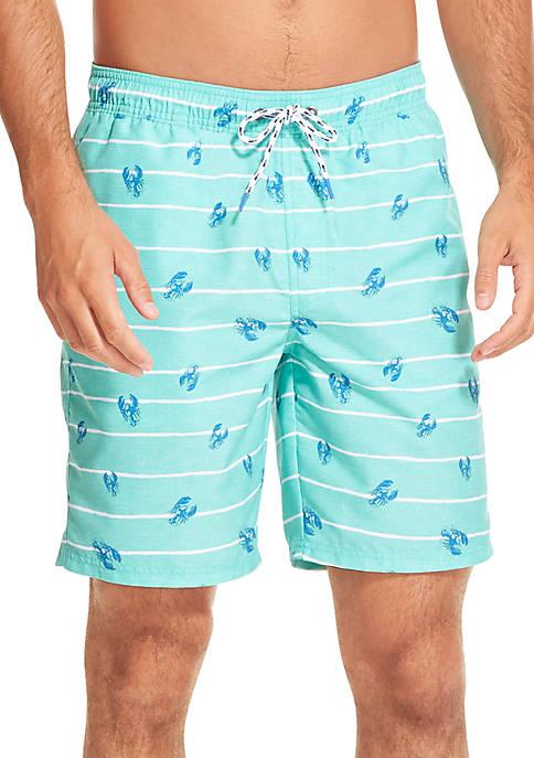 Saltwater Printed Swim Shorts