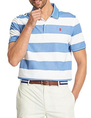 2a8345e8 IZOD Advantage Performance Striped Polo Shirt | belk
