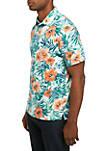 Dockside Printed Polo Shirt
