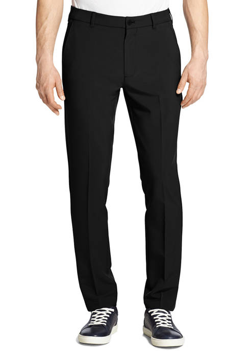 IZOD Advantage Performance Straight Tapered Fit Tapered Elastic