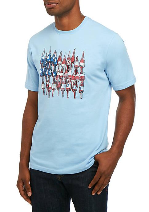 IZOD Graphic T Shirt