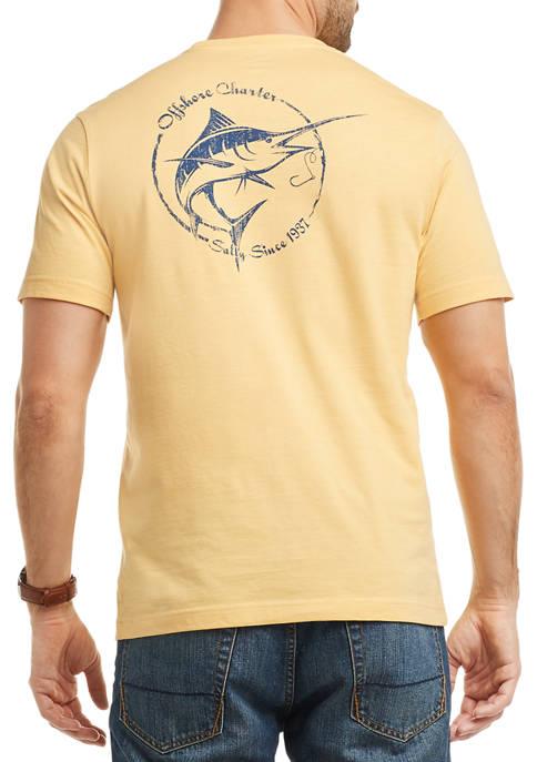 Saltwater Graphic T-Shirt