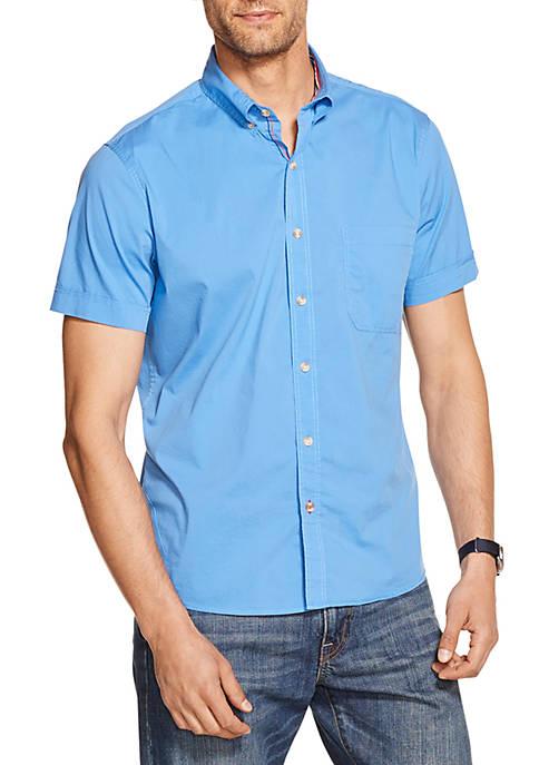 Breeze Short Sleeve Button Down Shirt