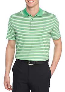 Fairway Stripe Polo