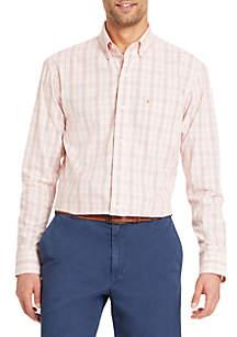 IZOD Long Sleeve Flex Shirt