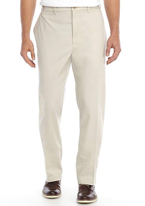 Big & Tall Performance Plus Pleat Front Pants
