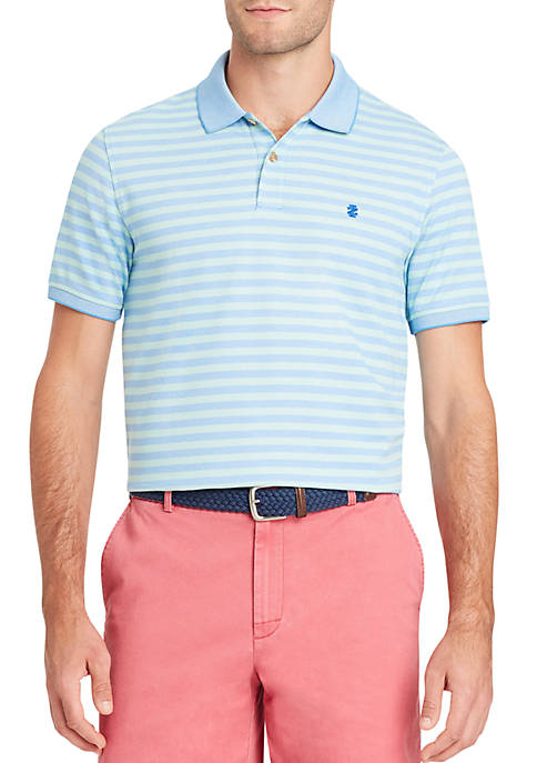IZOD Big & Tall Short Sleeve Advanced Performance