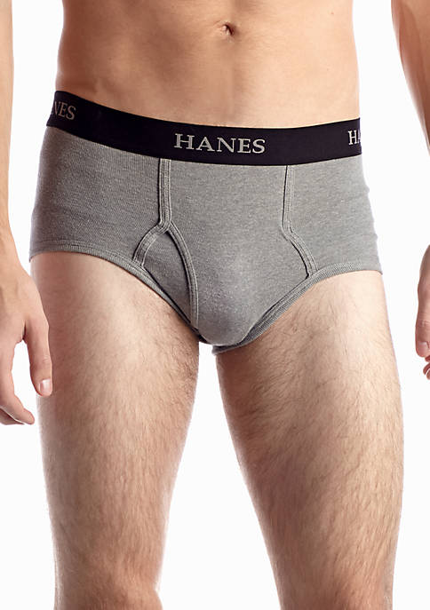 Hanes® 6-Pack Platinum Tagless® Briefs